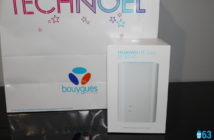 Bouygues 4G Bbox