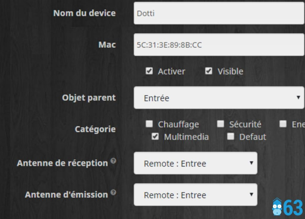 BLEA le plugin Bluetooth Jeedom