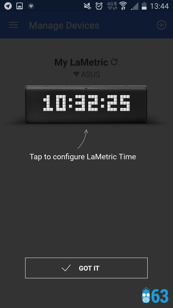 LaMetric Time