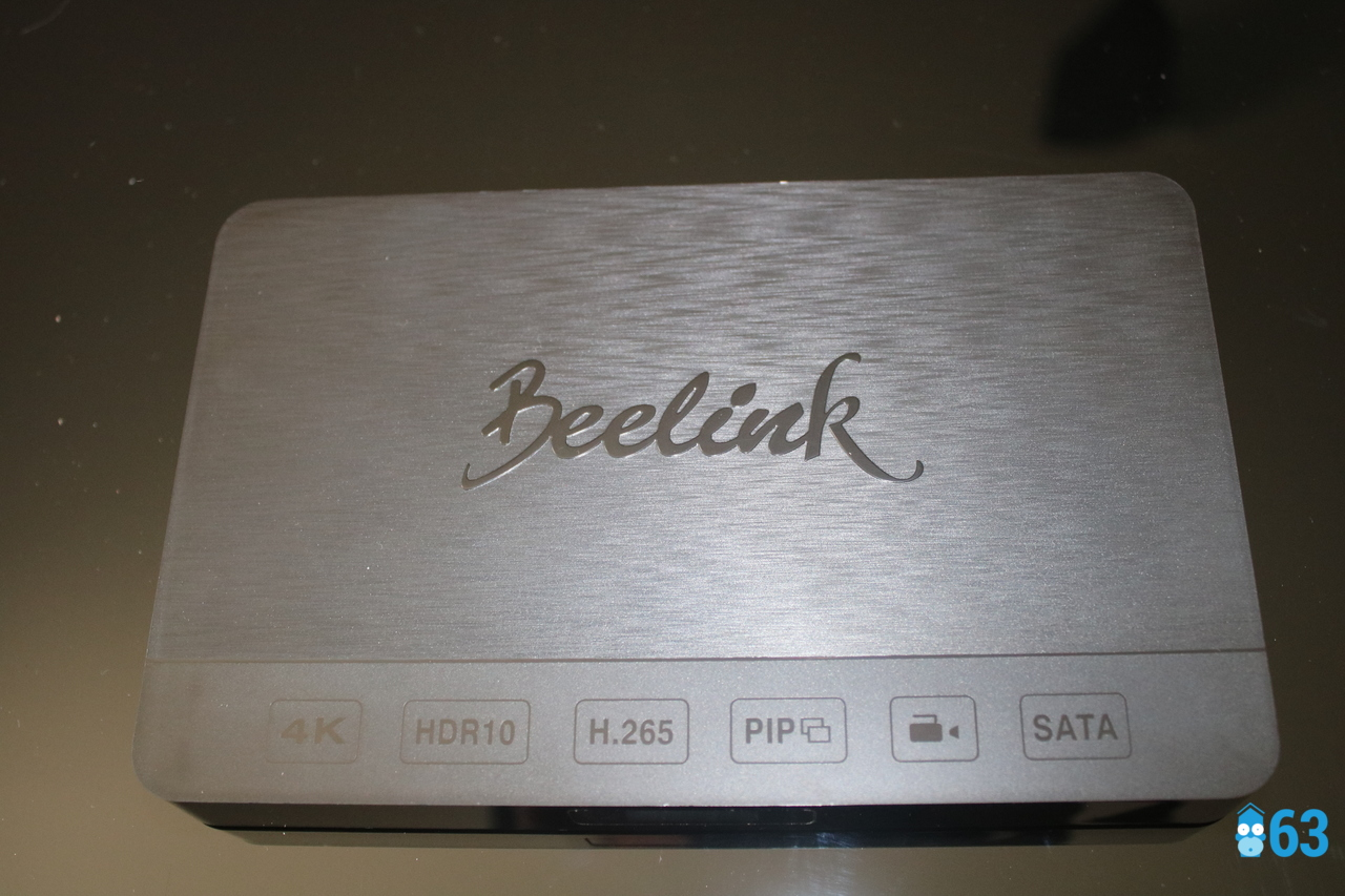 Box TV Android Beelink SEA