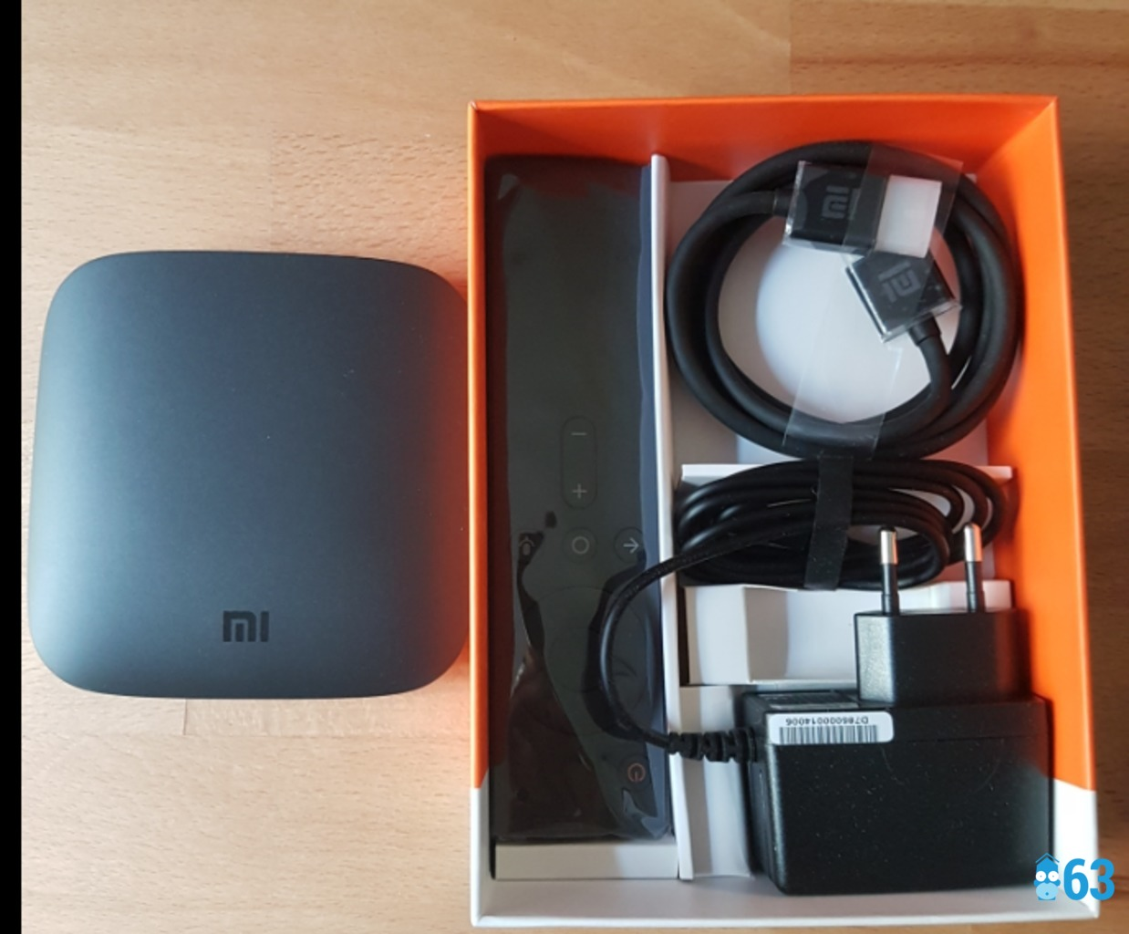 Box TV Original Xiaomi Mi