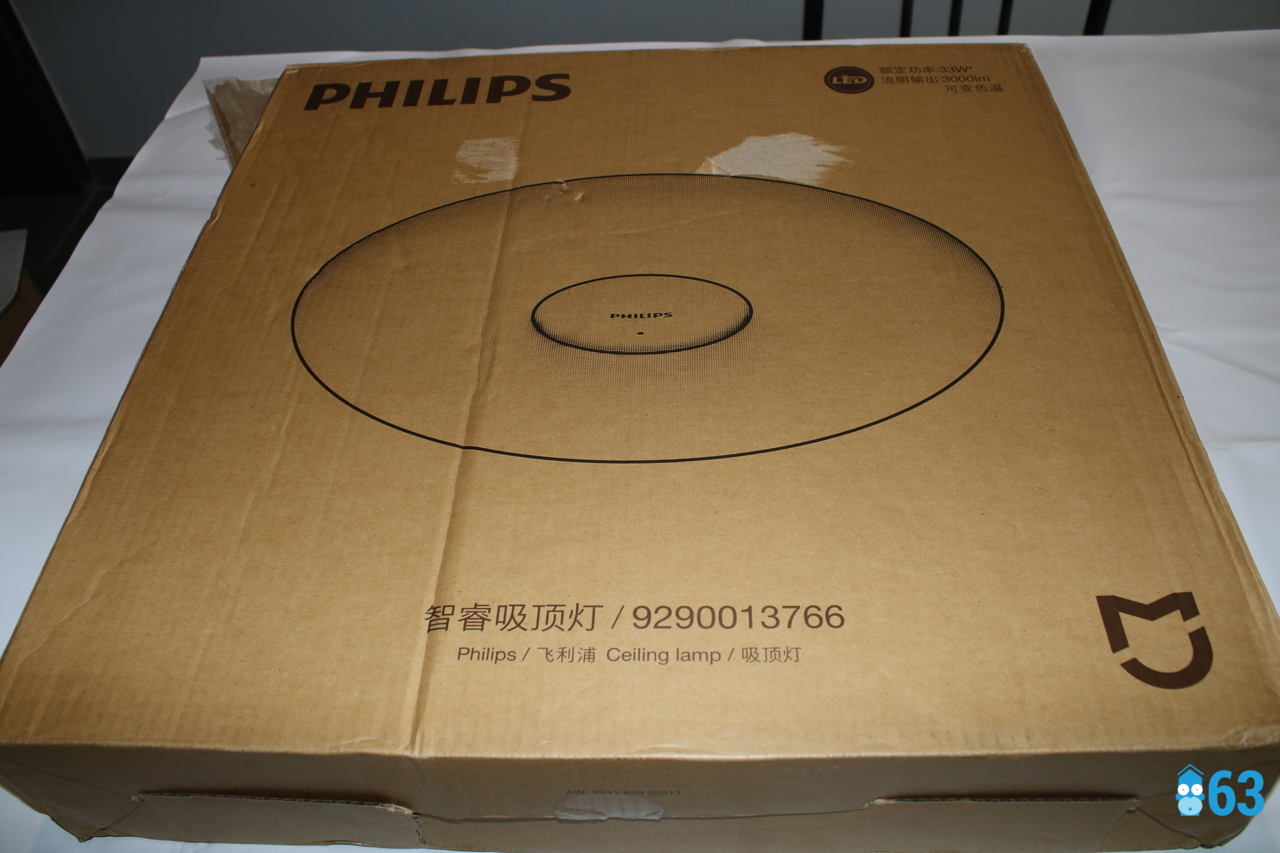 Plafonnier Xiaomi Philips LED Ceiling