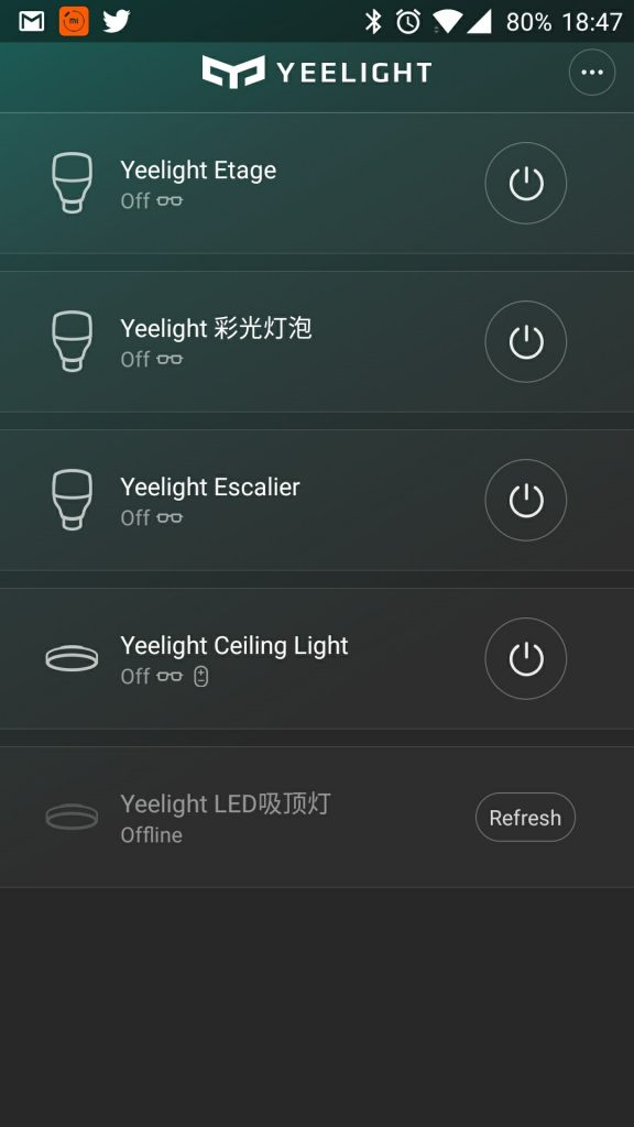 Xiaomi Yeelight Ceiling