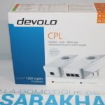Devolo dLAN 1200 triple+ Starter Kit CPL