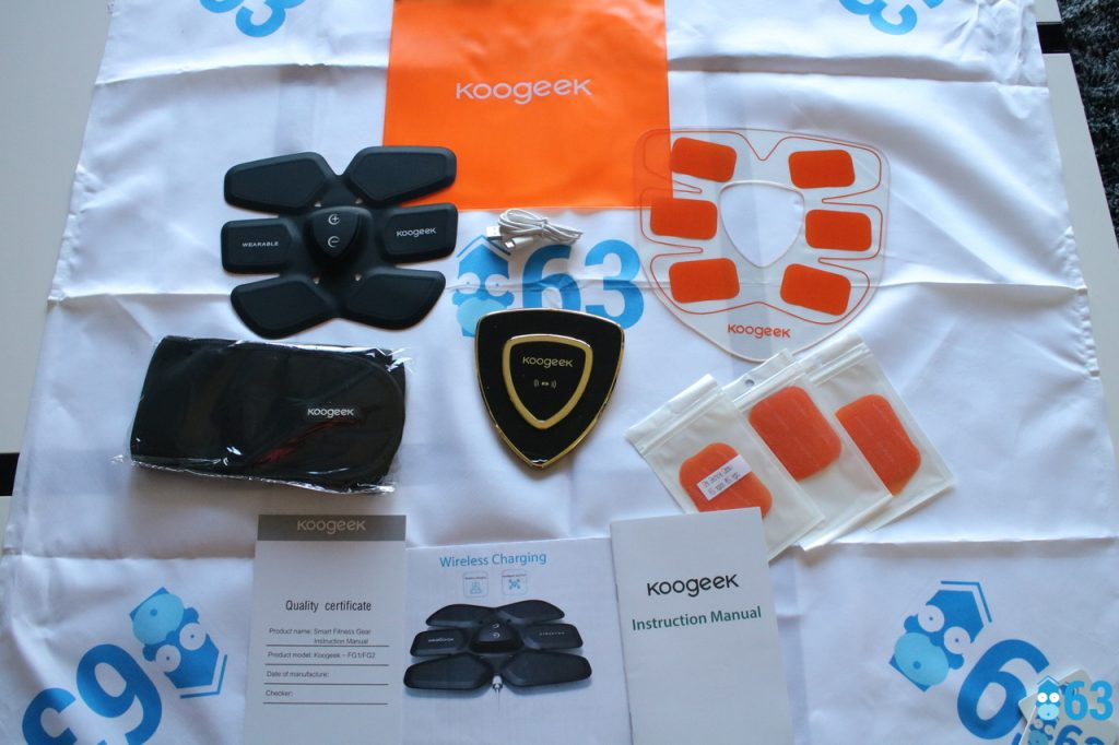 Koogeek Smart Fitness Gear