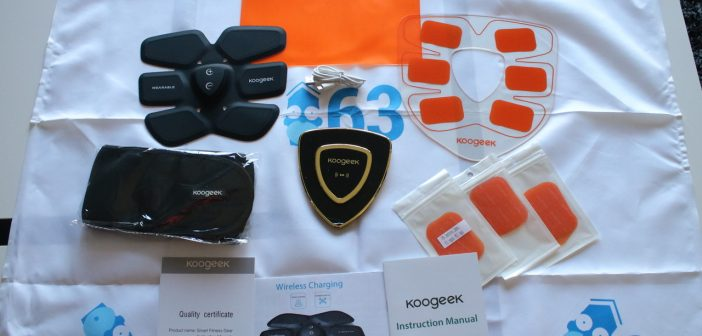 Koogeek Smart Fitness Gear – Déballage Test Avis