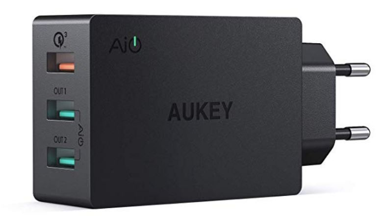 Chargeur AUKEY Quick Charge 3.0