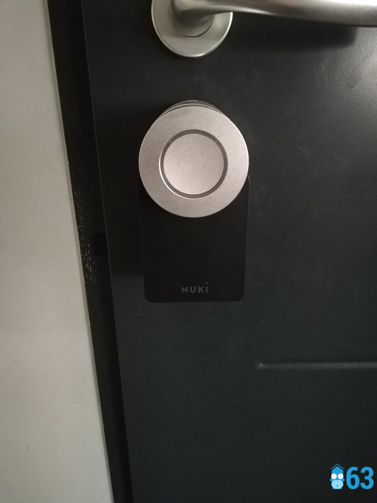 Serrure connectée NUKI Smart Lock 2.0